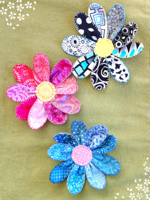 Fabric Flowers Thumbnail