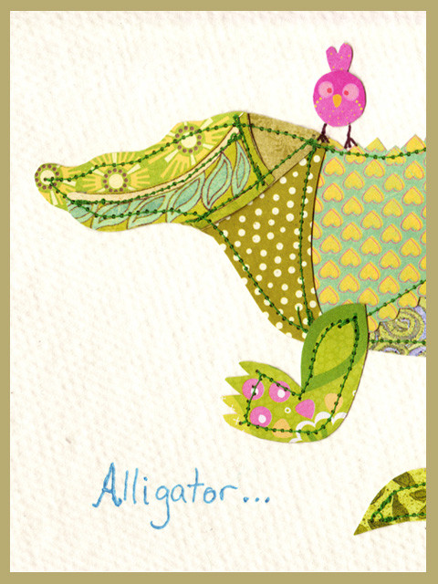 Alligator Thumbnail