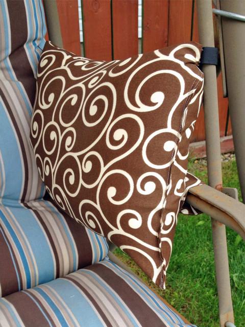 Swing Armrest Pillows