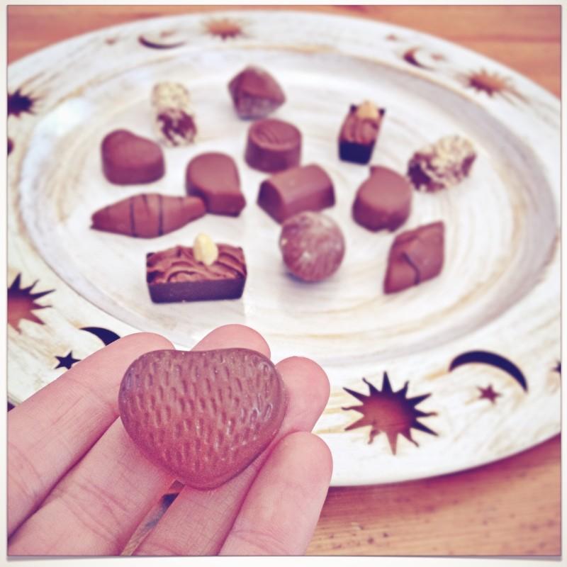Bernard Callebaut Chocolates