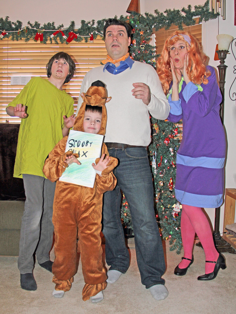 Scooby Doo Christmas Photo by KateWares